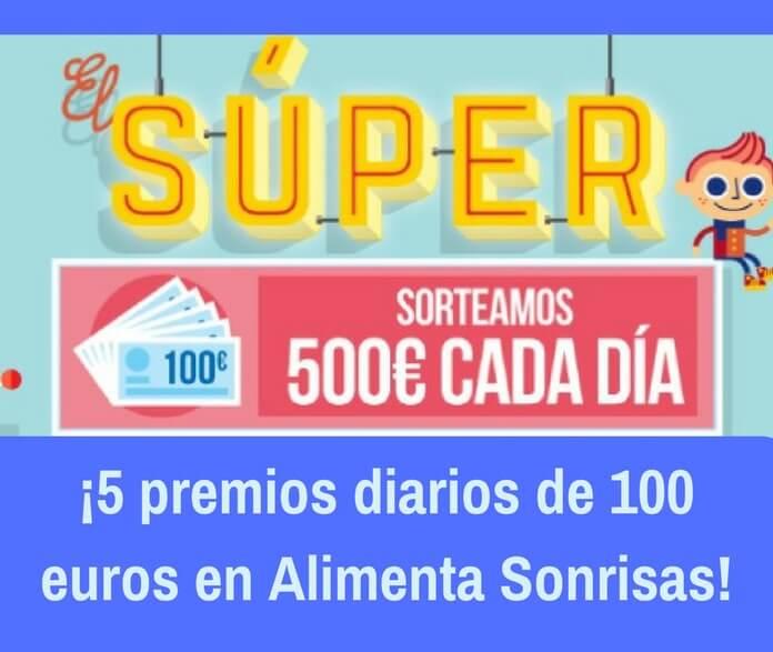 """5 premios diarios de 100 euros con el juego del """"Súper"""" en ..."""