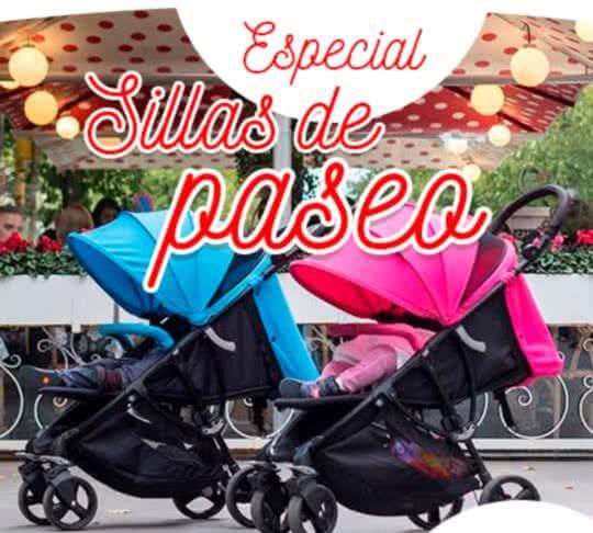 Cupón Descuento para comprar la silla de paseo del bebé
