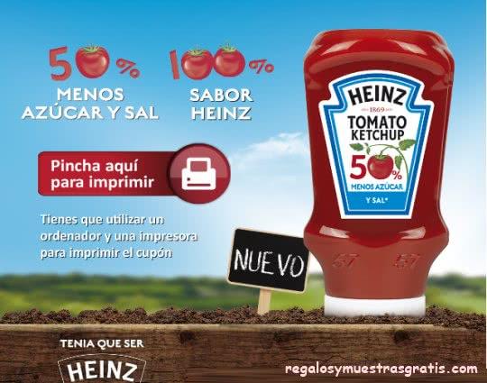 Desc 225 Rgate Un Cup 243 N Descuento Para K 233 Tchup Heinz Regalos