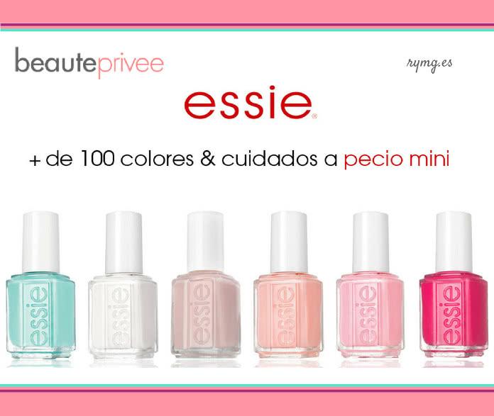 Esmaltes Essie a precios mini en Beaute Privee! – Regalos y Muestras ...