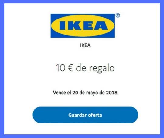 cupon descuento ikea mayo 2019