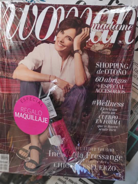 regalos-revista-noviembre-2018-woman-pocket