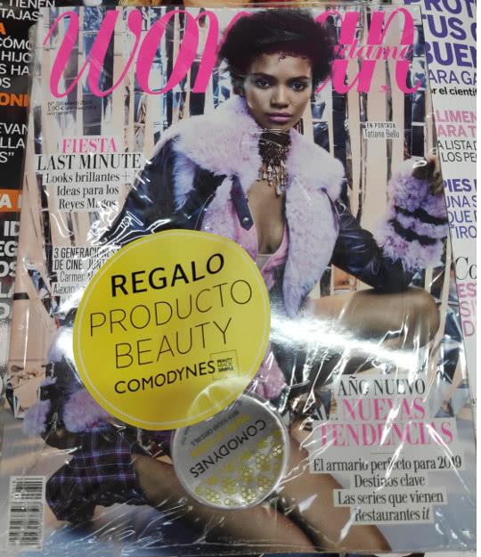 regalos-revistas-enero-2018-woman-pocket