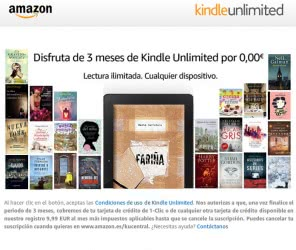 amazon-kindle-unlimited-tres-meses-gratis-abril-19
