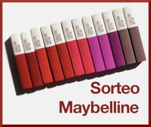 sorteo-maybelline-30-kits-labiales-superstay