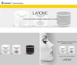 10000-muestras-gratis-larome-correos-sampling