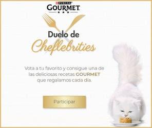 5000-muestras-gratis-purina-gourmet-duelo-cheflebrities