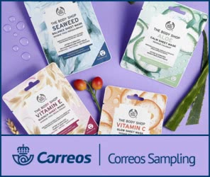 correos-sampling-proyecto-the-body-shop-mascarillas-biodegradables