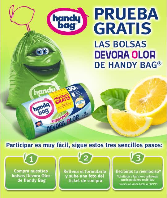 prueba-gratis-handy-bag-devora-olor-instrucciones