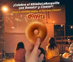 200-entradas-cinesa-donuts-dia-de-la-rosquilla