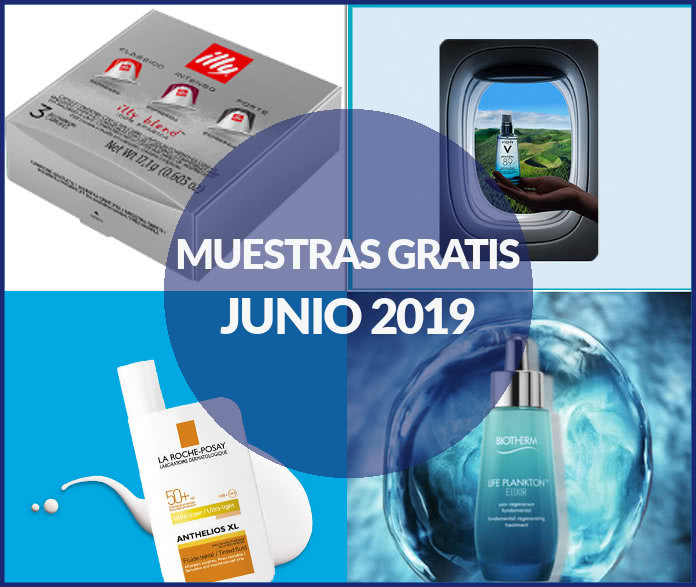 Muestras Gratis Junio 2019