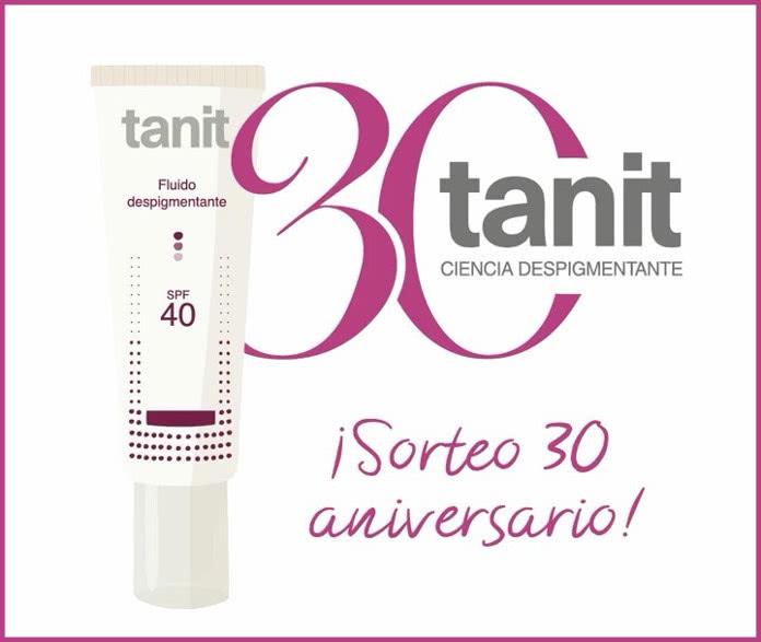 30 regalos con Tanit en su 30 aniversario (sólo hoy y mañana)