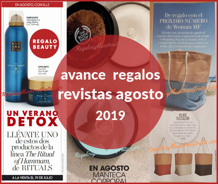 Revista elle agosto 2019