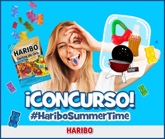 Gana cientos de premios con el concurso de Haribo