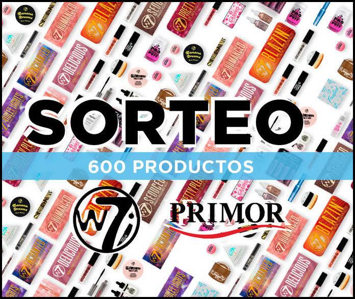 Primor celebra sus 600.000 fans sorteando 600 productos