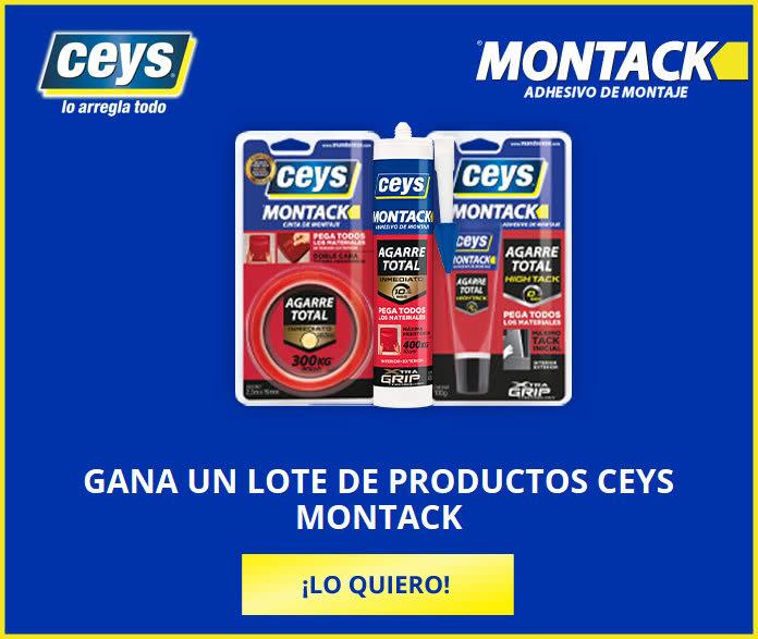 Sorteo de 10 lotes de productos Ceys Montack