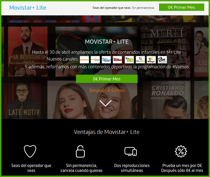 movistar+ -plus-gratis-corona-virus