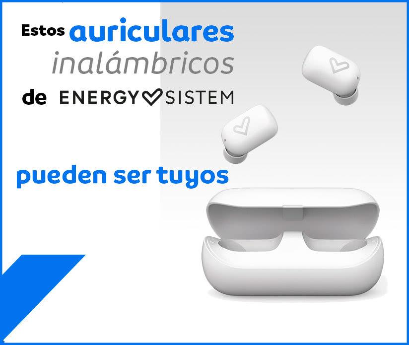 Mayoral sortea 10 auriculares inalámbricos Energy Sistem