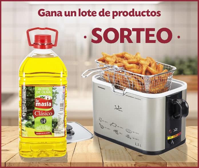 La Masía sortea 1 lote de productos Jata & La Masía.