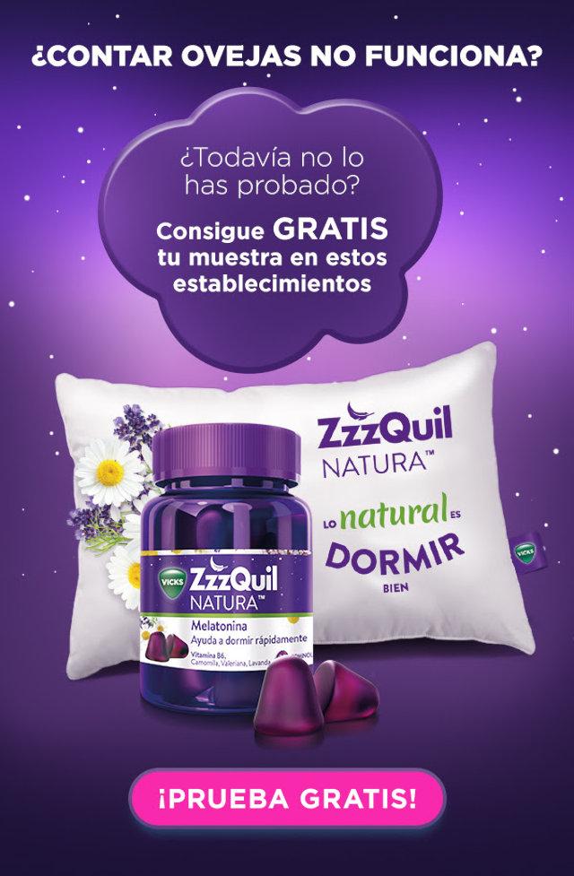 Zzzquil Muestras Gratis A Recoger En Farmacias