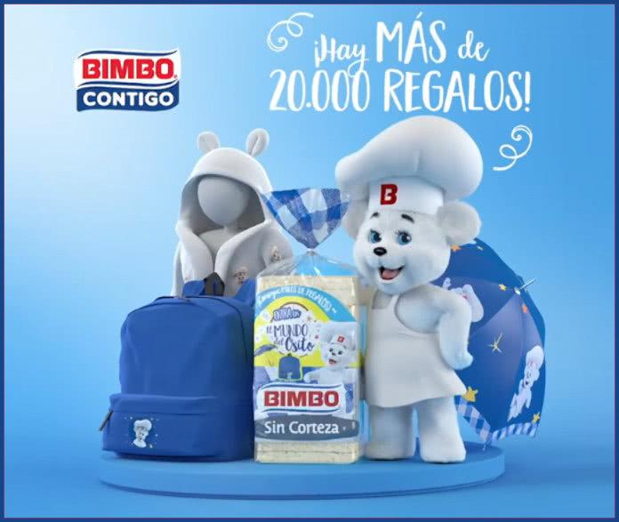 Bimbo Regala 20 000 Premios Muy Chulos Regalos Y Muestras Gratis