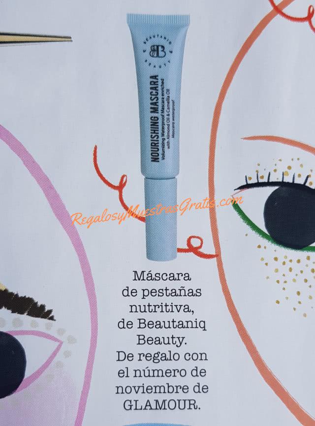 Avance Regalos Revistas Noviembre 2020 Glamour Beautaniq Beauty