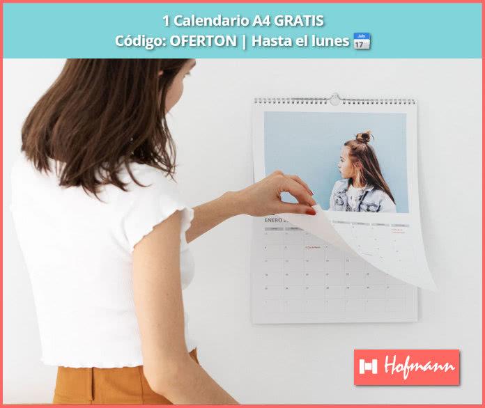 Hofmann Calendario Gratis Gastos Envio
