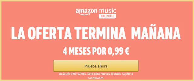 amazon-music-por-99-centimos