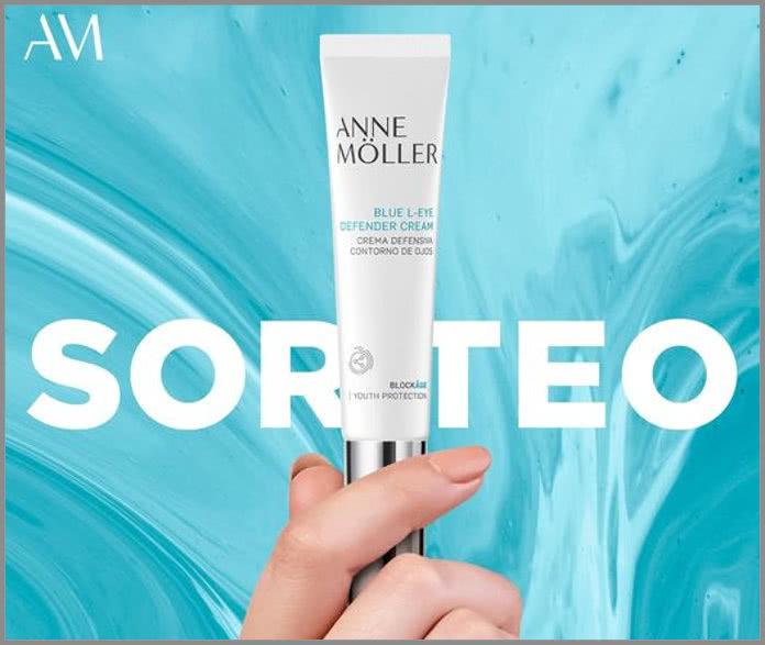 Anne Möller Sorteo 12 Cremas Contorno Ojos
