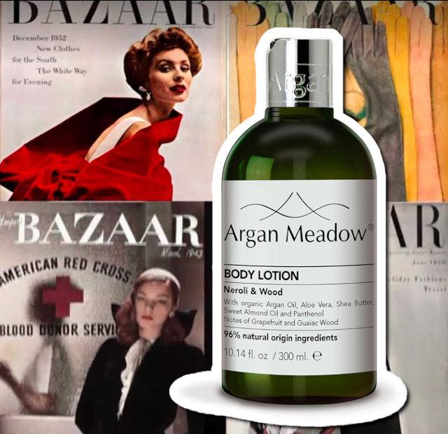 Avance Regalos Revistas Diciembre 2020 Harpers Bazaar Argan Meadow