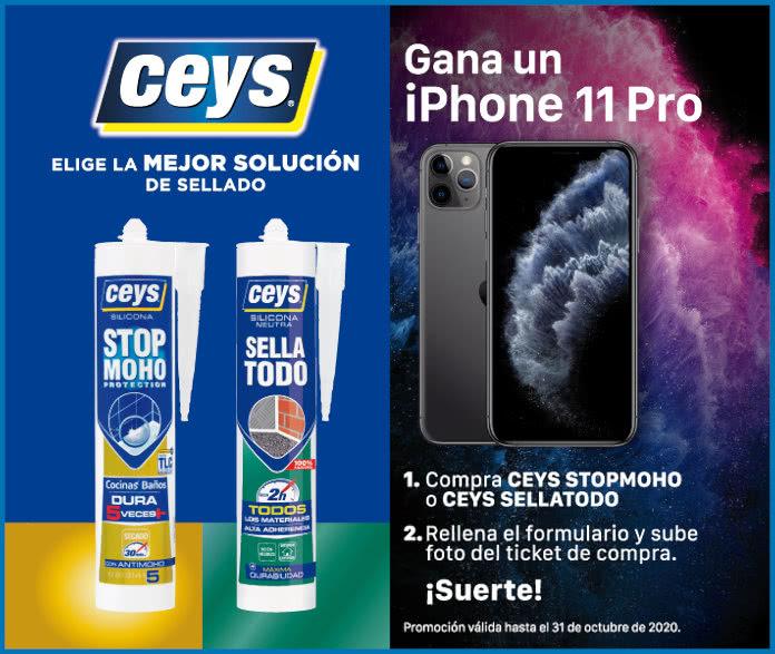 Ceys Sorteo Iphone 11 Pro