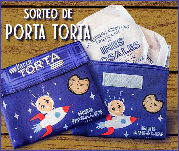 Ines Rosales Sorteo 150 Porta Torta