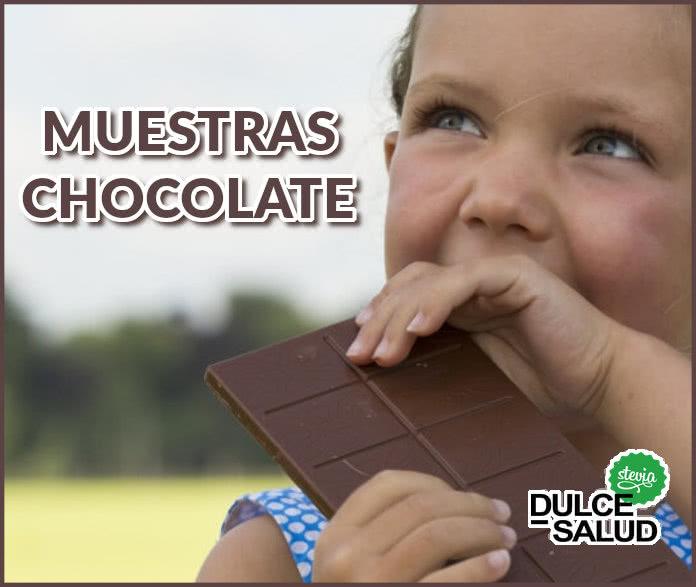 Muestras Gratis Chocolate Dulcesalud
