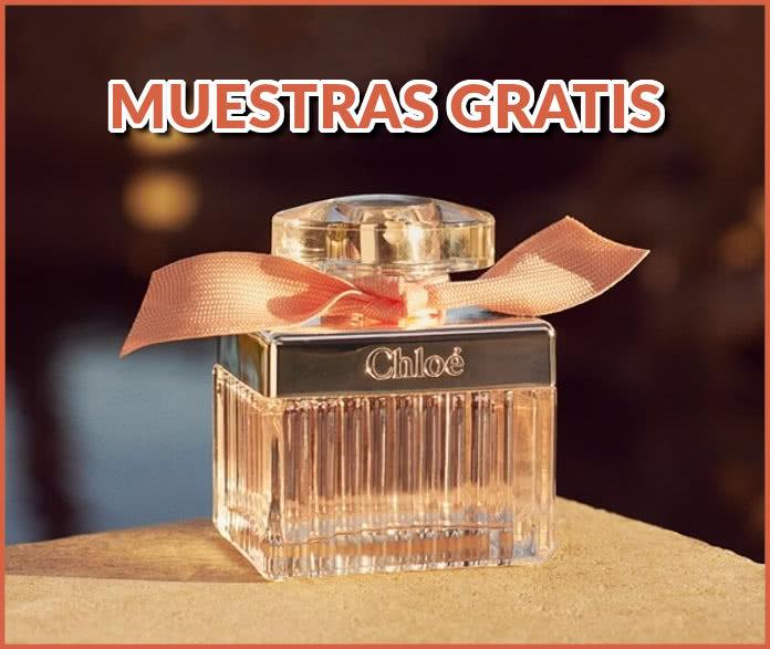 Muestras Gratis Nuevo Perfume Chloé