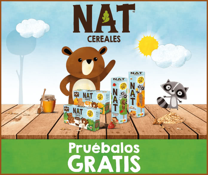 Nestlé Prueba Gratis Nestle Nat Cereales