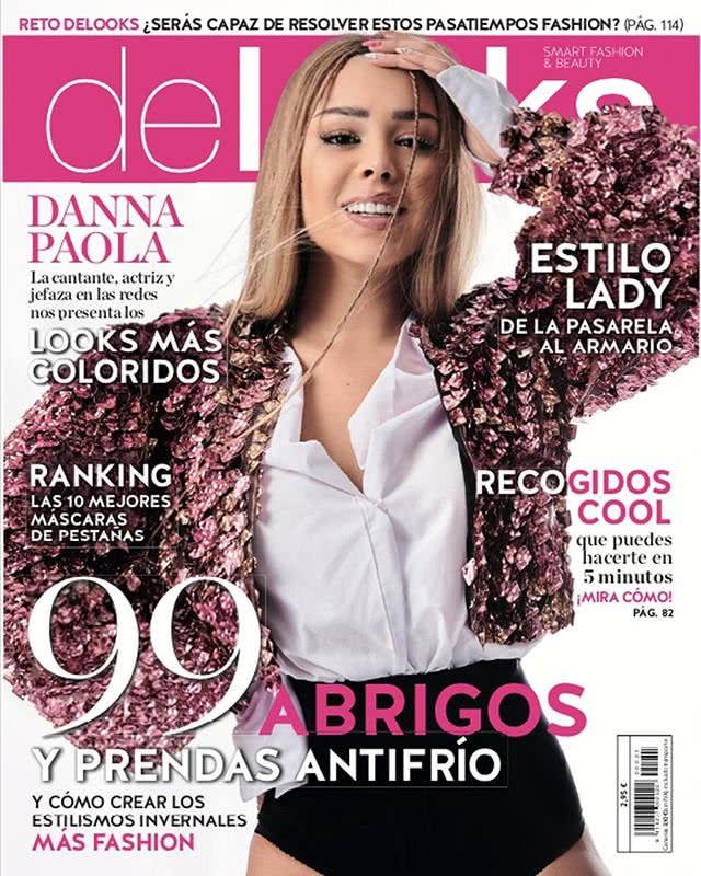 Portada Revista Delooks Noviembre 2020
