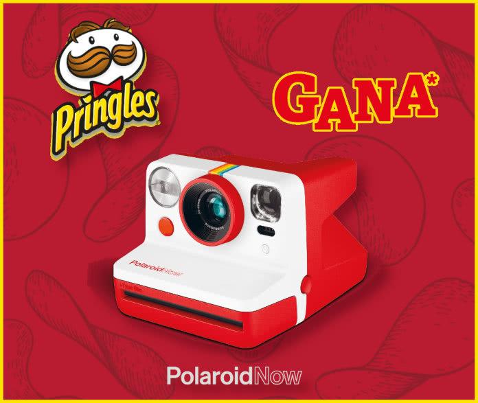 Pringles Summer Sorteo Polaroid Now