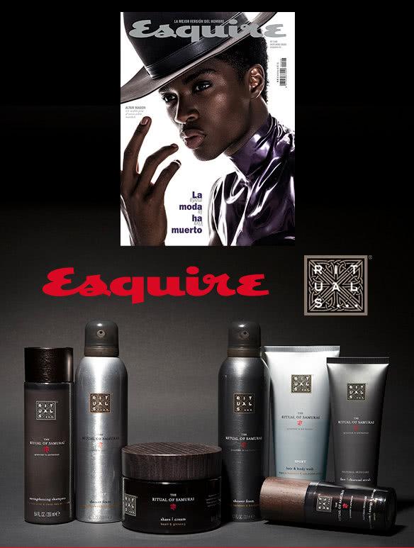 Regalos Suscripcion Revistas Esquire Noviembre 2020 Rituals