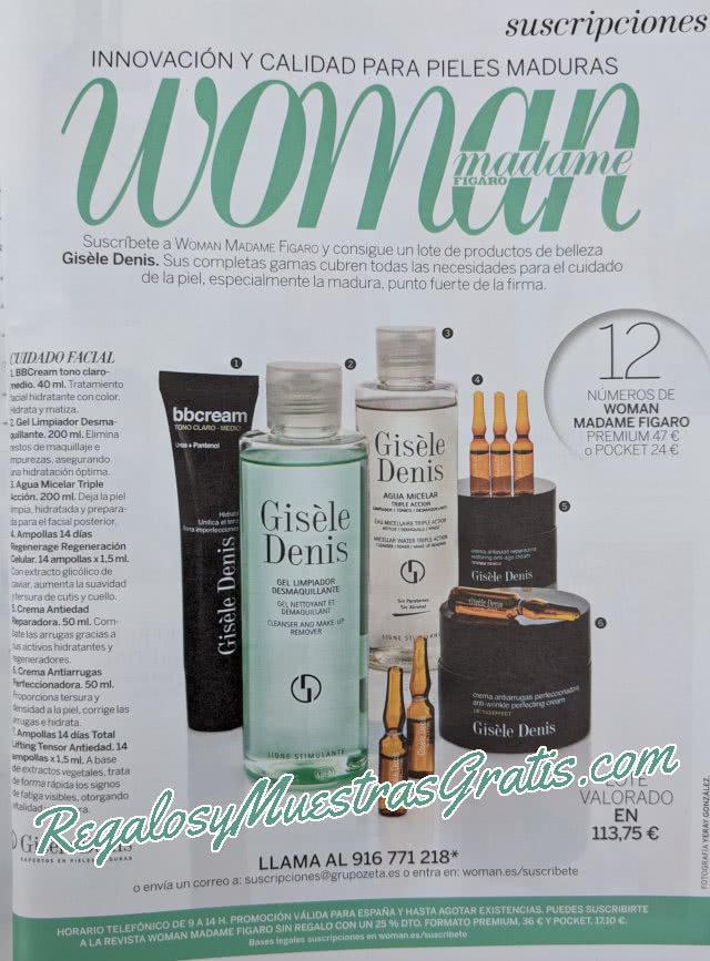 Regalos Suscripcion Revistas Woman Noviembre 2020