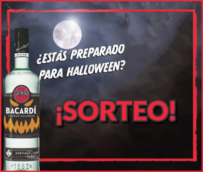 Sorteo Bacardi Halloween 2020