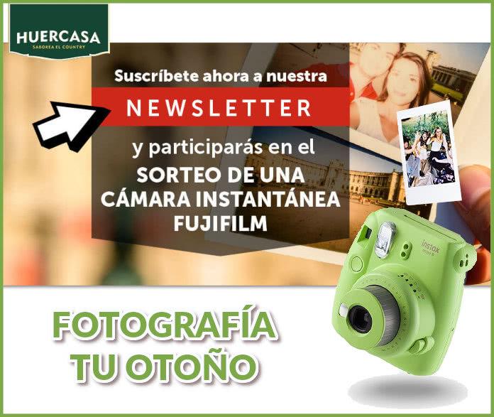 Sorteo Huercasa Camara Fujifilm
