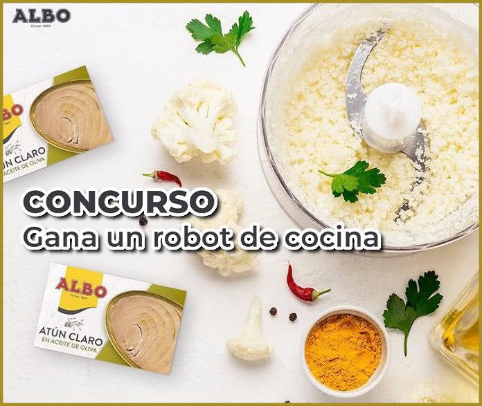 Albo Sorteo Robot Cocina