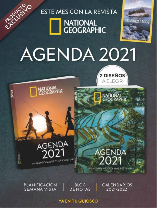 Avance Regalos Revistas Diciembre 2020 National Geographic