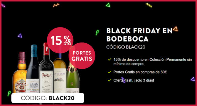 Bodeboca Blackfriday 2020