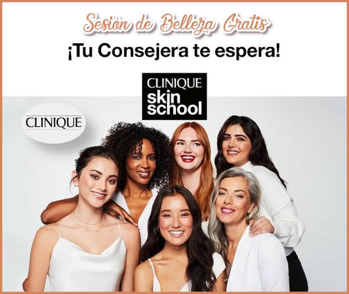 Clinique Sesión Belleza Online Gratis