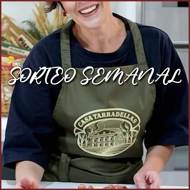 Concurso Recetas Para Compartir Casa Tarradellas Sorteo Semanal