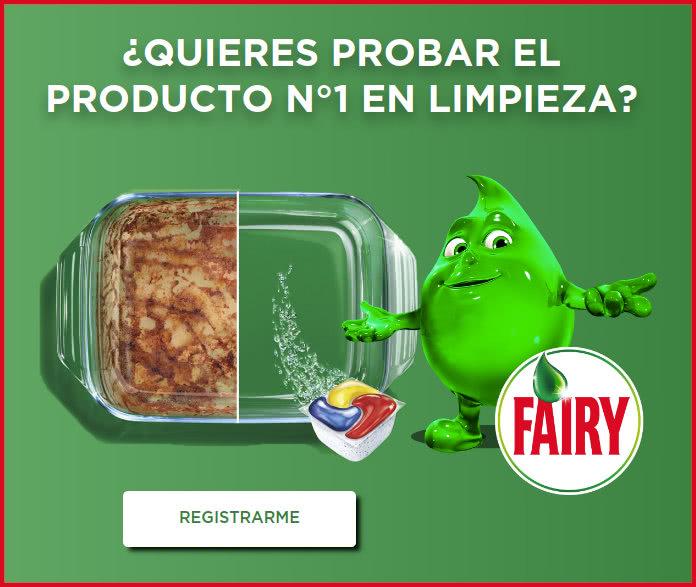 Fairy Busca 5000 Probadores