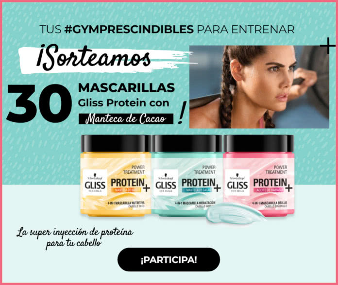 Gliss Sorteo Gymprescindibles