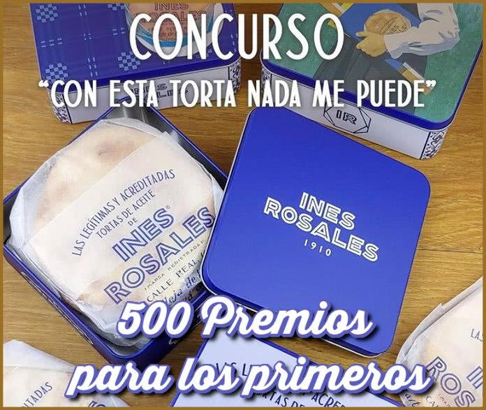 Inés Rosales 500 Premios Directos Por Felicitar