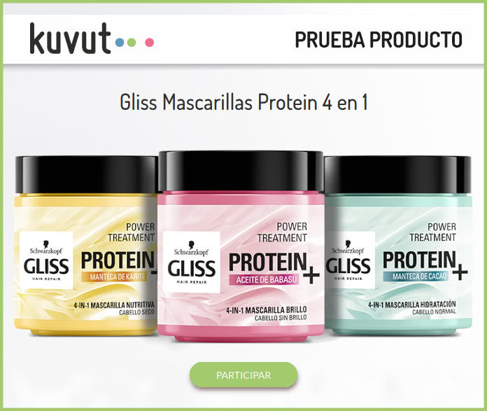 Kuvut Proyecto Gliss 500 Testers